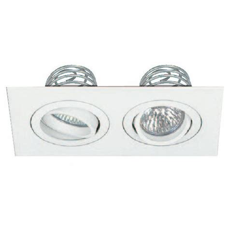 Lu Downlight Tempel two light premium architectural downlight temple webster