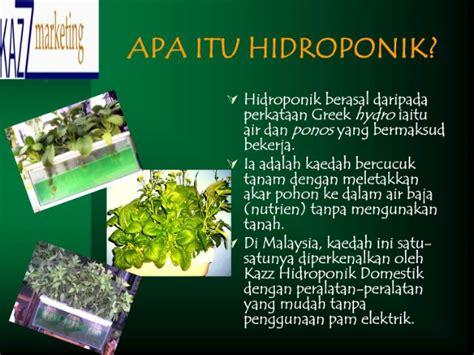 cara membuat nutrisi hidroponik sayuran apa itu hidroponik hidroponik di malaysia
