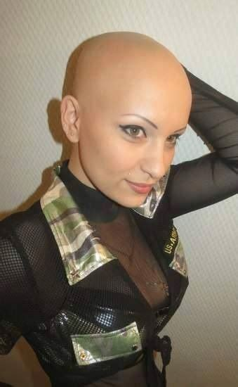 ladies bald haircut video ladies ultra short haircuts ideas for the tree house