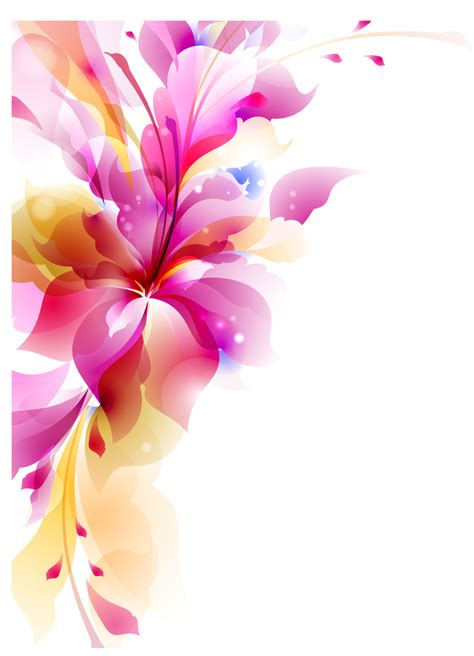 flowers vectors png transparent  images png