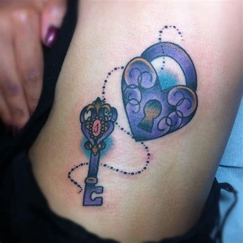 imagenes de tatuajes de llaves candado coraz 243 n con llave tatuajes para mujeres