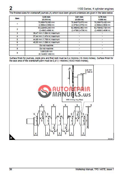 perkins 1100 wiring diagram perkins alternator diagram
