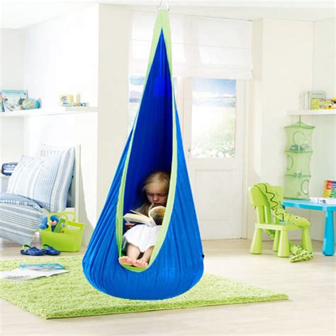 kids indoor swing chair new children pad swings indoor outdoor inflatable chair