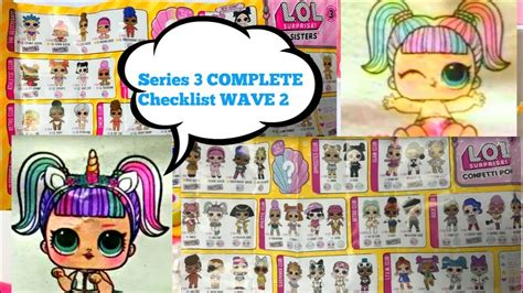 Sold Out Lol Pet Series Wave 2 1 new wave 2 lol series 3 wave 2 big and lil complete checklist