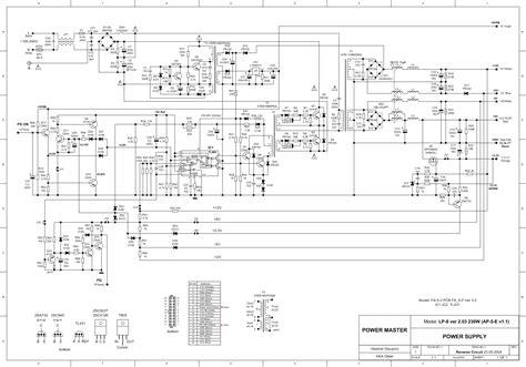 Power Supply Xbox360 200 250v c atx diodnik