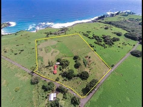 Oprahs Hawaiian Home In Earthquake by Exceptional Real Estate Offering At Hana Hawaii