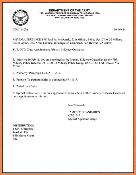 10 Department Of The Air Force Letterhead Template Company Letterhead Air Letterhead Template