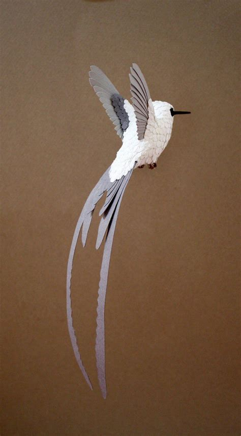 How To Make A Hummingbird Out Of Paper - artist zack mclaughlin creates amazing handmade wood and