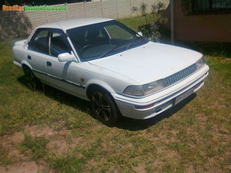 Toyota Used Cars Sale 1993 Toyota Corolla Twincam Used Car For Sale In Margate