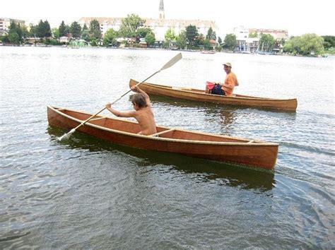 boat mechanic yamba single sheet plywood canoe i like boats pinterest