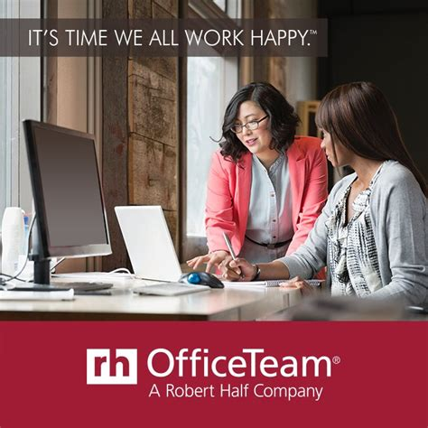 Office Temp by Officeteam Employment Agencies 277 W Nationwide Blvd