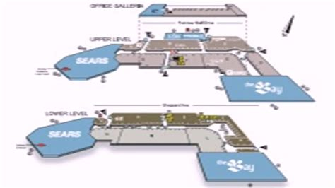 floor plan shopping mall shopping mall floor plan with dimensions