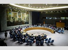 An unlikely push for Security Council members to give up ... France News 24 Live