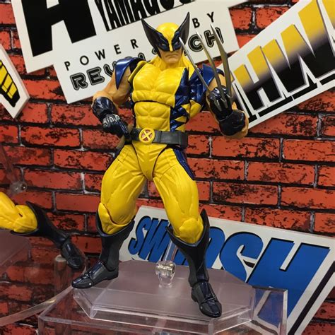 figure wolverine revoltech wolverine official photos and details the