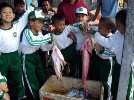 pendirian yayasan pendidikan islam yayasan pendidikan islam nurul fatah bontang membangun