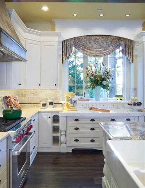 Curtain Kitchen Designs Contemporary Kitchen Curtain Designs Interior Design