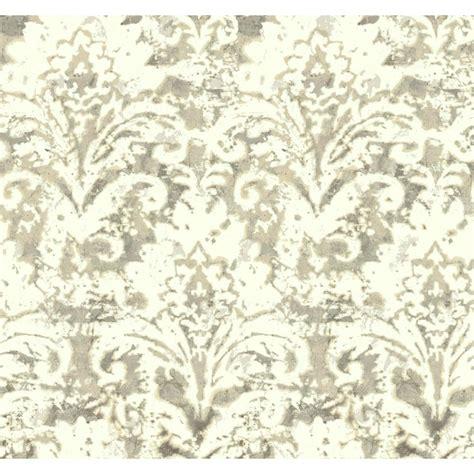batik print wallpaper york wallcoverings inc cloud nine batik damask removable