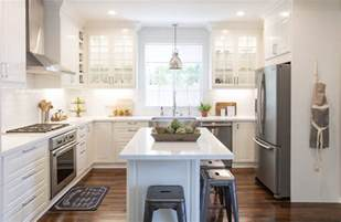 Farmhouse Style white ikea modern farmhouse style kitchen