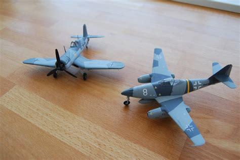 A1toys Easy Model Me 262 A 1a White 8 Pesawat Tempur Da messerschmitt me 262t quot white 8 quot carrier graf zeppelin baltic sea feb 1944
