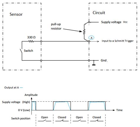 circuit design contest questions schmitt trigger circuit design suggestions electrical
