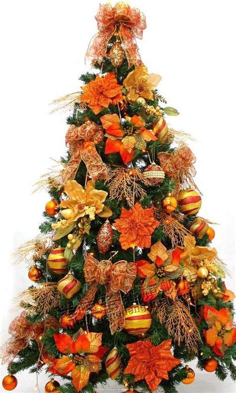 orange coloured christmas decorations 25 best ideas about orange tree on orange ornaments fall tree
