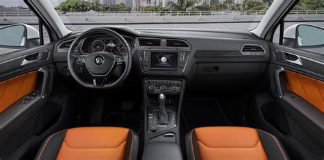 Tiguan R Line Interior by 2016 Volkswagen Tiguan Revealed