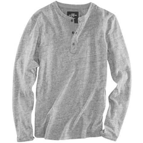 Baju Kaos Polos Henley Kancing Lengan Panjang Rava Terbaik model kaos pusat kaos bandung