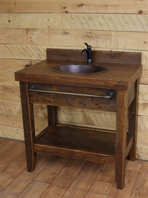 rustic bathroom vanity ideas sumptuous design ideas rustic bathroom vanity reclaimed