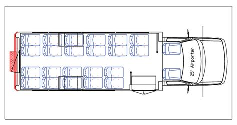 tour bus floor plan www pixshark com images galleries glaval universal bus specifications and photos sales