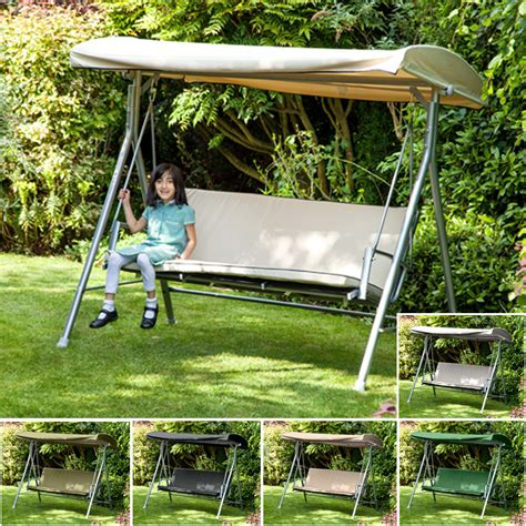 swing bench canopy replacement replacement canopy cushion for argos malibu 3 seater