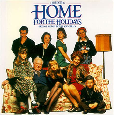 home for the holidays soundtrack details