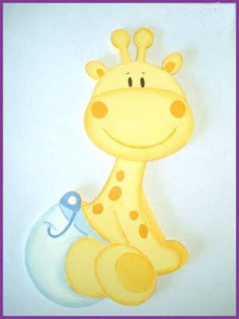 imagenes de jirafas para ninos dibujos animados de jirafas beb 233 s imagui