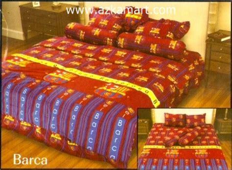 Sprei Single Bonita 180x200 Barcelona sprei intermilan toko selimut sprei bedcover murah