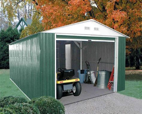 Large Garage Sheds by How To Change Large Metal Shed Garage Iimajackrussell
