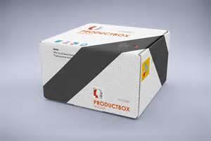 Imac Desk gift box mockup mockupworld