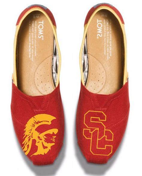 usc shoes of southern california usc trojan custom