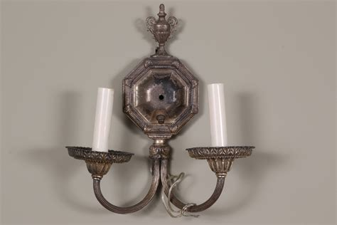 White Metal L by White Metal Wall Sconce 28 Images White Metal Two