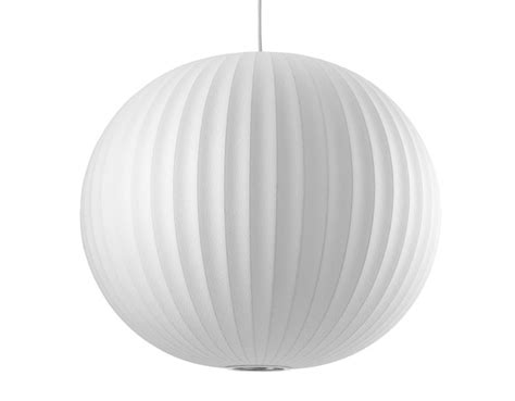 Lamp Designers nelson bubble lamp ball hivemodern com