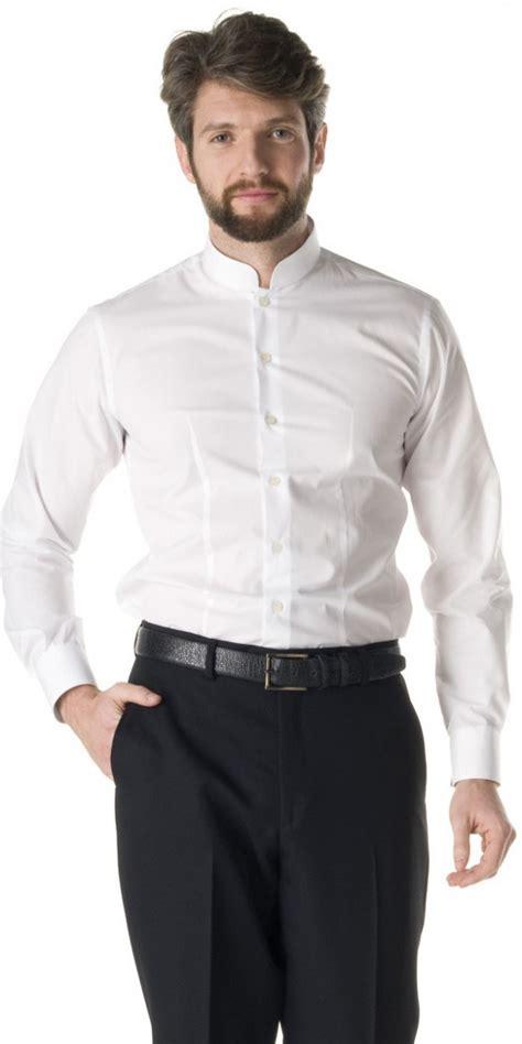 pantaloni da cameriere abbigliamento professionale camicia uomo coreana