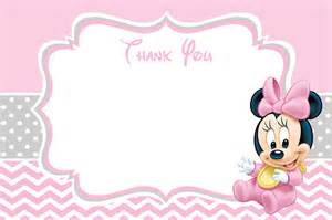 Thank You Note Template Baby Shower by Tips To Create Baby Shower Thank You Notes Invitations