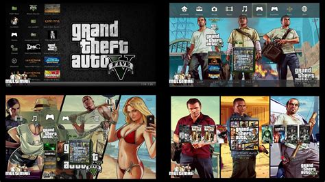 gta 5 ps4 themes scena ps3 il tema di grand theft auto v per multiman by
