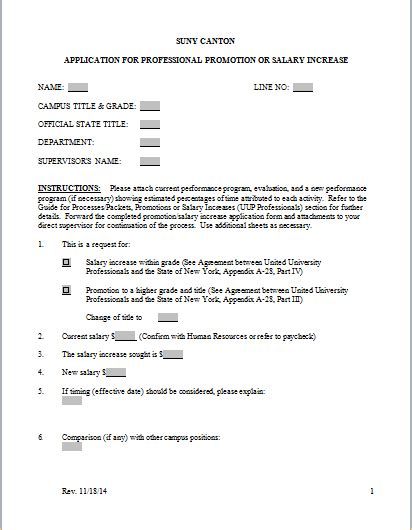 salary review template 7 free salary increase templates excel pdf formats