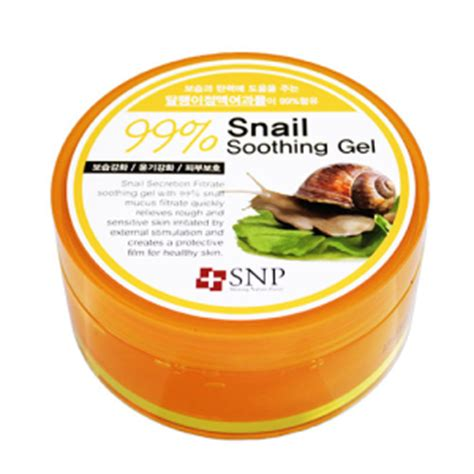 Snail Gold Soothing Gel 92 snp snail 99 soothing gel from sd biotechnologies co