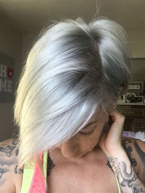 Toner White 1000 images about hair obsession on platinum