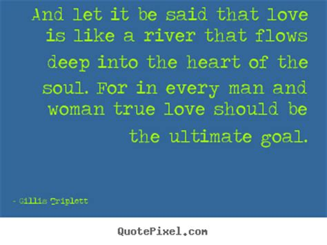 finding the deep river within a woman s picture quotes from gillis triplett quotepixel