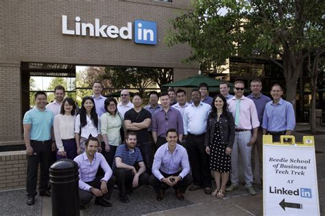 Sfu Mba Placements by Beedie Mot Mba Students Tour Silicon Valley Tech