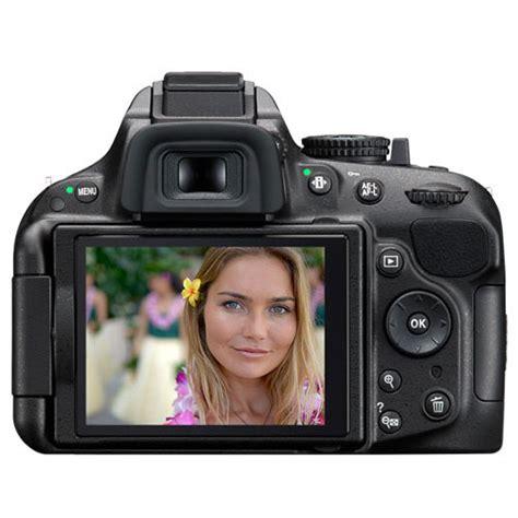 nikon d5200 dslr nikon d5200 dslr with 18 55mm vr lens