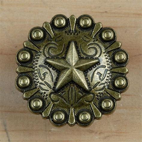 pin by barbed wire on rustic southwest native american set of 6 thin rope star drawer pulls or cabinet knobs