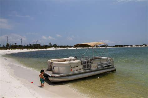 pontoon boat rental panama city beach pontoon boat rentals in panama city beach florida