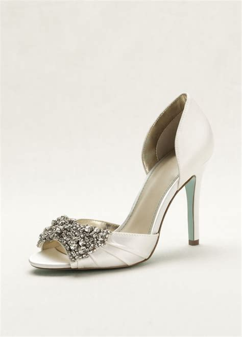 betsey johnson high heels wedding bridesmaid shoes blue by betsey johnson high